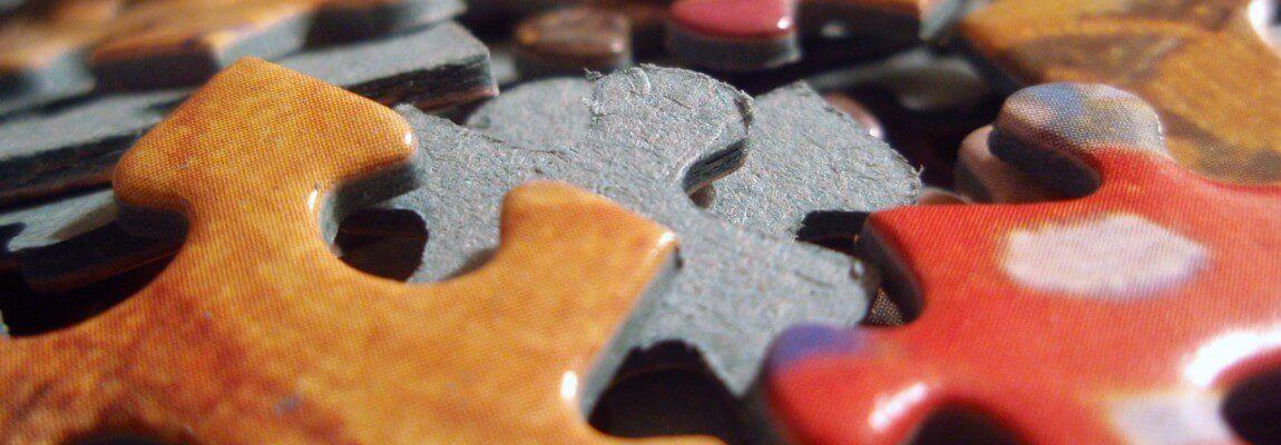 Is jouw administratie na het overlijden van je partner een grote puzzel met veel te veel stukjes?